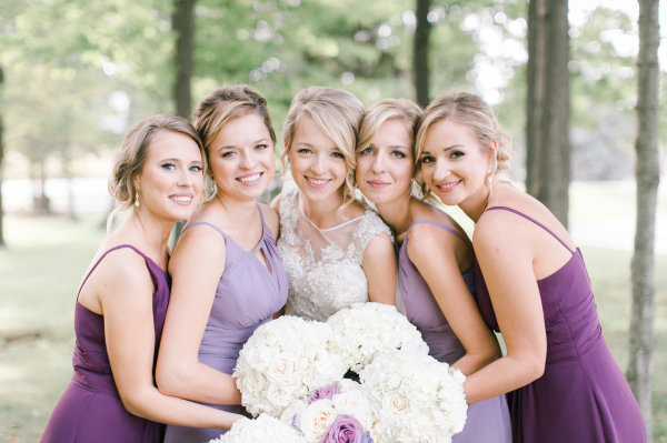 Five Tips for Your Perfect Wedding Makeup
